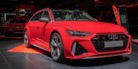 Francfort 2019: Audi RS6 Avant C8