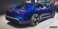 Francfort 2019: Porsche Taycan