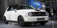 Francfort 2019: Honda E