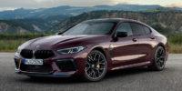 BMW M8 Gran Coupé: pour l'amiral