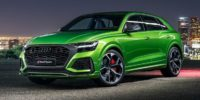 Audi RS Q8: super SUV vert