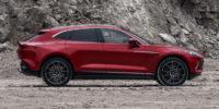 Aston Martin DBX: SUV sans filet