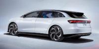 VW ID.Space Vizzion: aéro-break