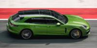 Porsche Panamera GTS: fidèle au V8