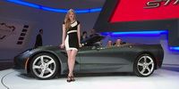 Corvette C7 Stingray Cabriolet