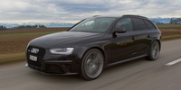 Driven: Audi RS4 Avant (B8)