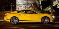 Essai Bentley Continental GT Speed mkII