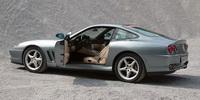 35'000km en Ferrari 550 Maranello