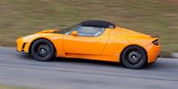 Essai Tesla Roadster Sport
