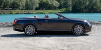 Essai Bentley Continental GTC Speed