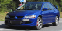 Essai Mitsubishi Lancer Evolution VIII