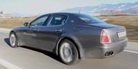 Comparatif Maserati Quattroporte - Audi RS6 - Jaguar XJR