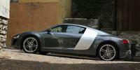 Essai Audi R8