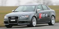Essai Audi RS4 (B8)