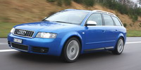 Essai longue durée Audi S4 B6