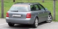 Essai longue durée Audi S4 B5