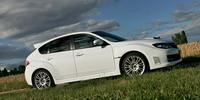 Essai Subaru WRX Impreza STI
