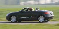 Essai Audi TTroadster mk2